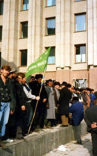 in Grozny