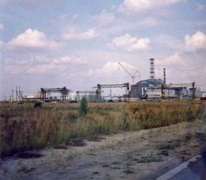 I first visited Chernobyl in August 1990 with a group of Swiss scientists