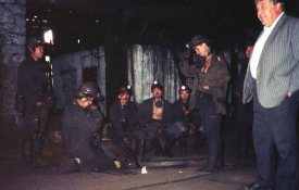 I visited Donbas coal mines several times in 1991