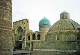 In 2001 Samarkand was added to UNESCO's world heritage list