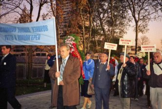 Representing WWII ghettos in Odessa, Kishinev and many other places