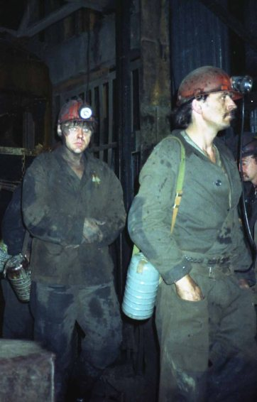 Miners held strikes that year for higher wages to offset price rises