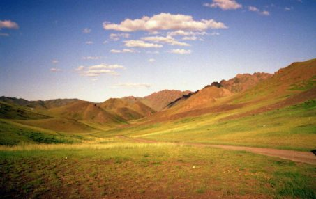 Coal, copper and gold are all mined in Mongolia
