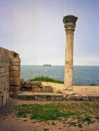 Khersones, on the outskirts of Sevastopol