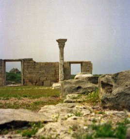 The Khersones colony dates back to the sixth century BC