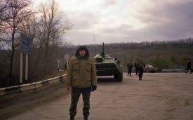 In early March Moldovan forces killed a TD militia chief and a Cossack