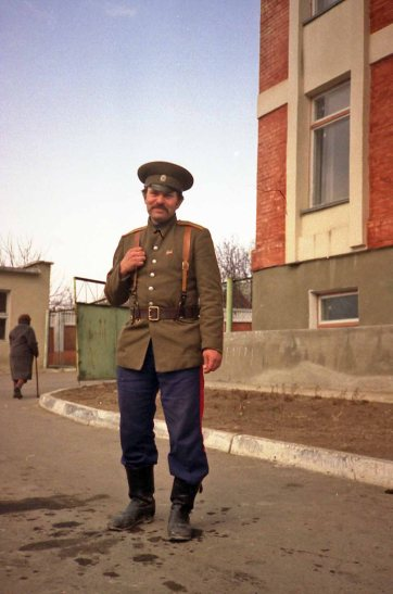 Under the leadership of this Cossack Otaman