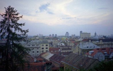 Possibly Zagreb