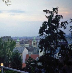 Another possible Zagreb view