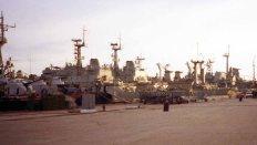 In the early 1990s the fate of the Black Sea fleet