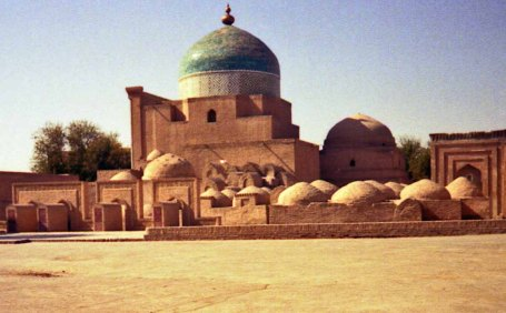 Unfortunately I didn't label a lot of these photographs from Uzbekistan