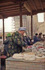 Tashkent market March 1992